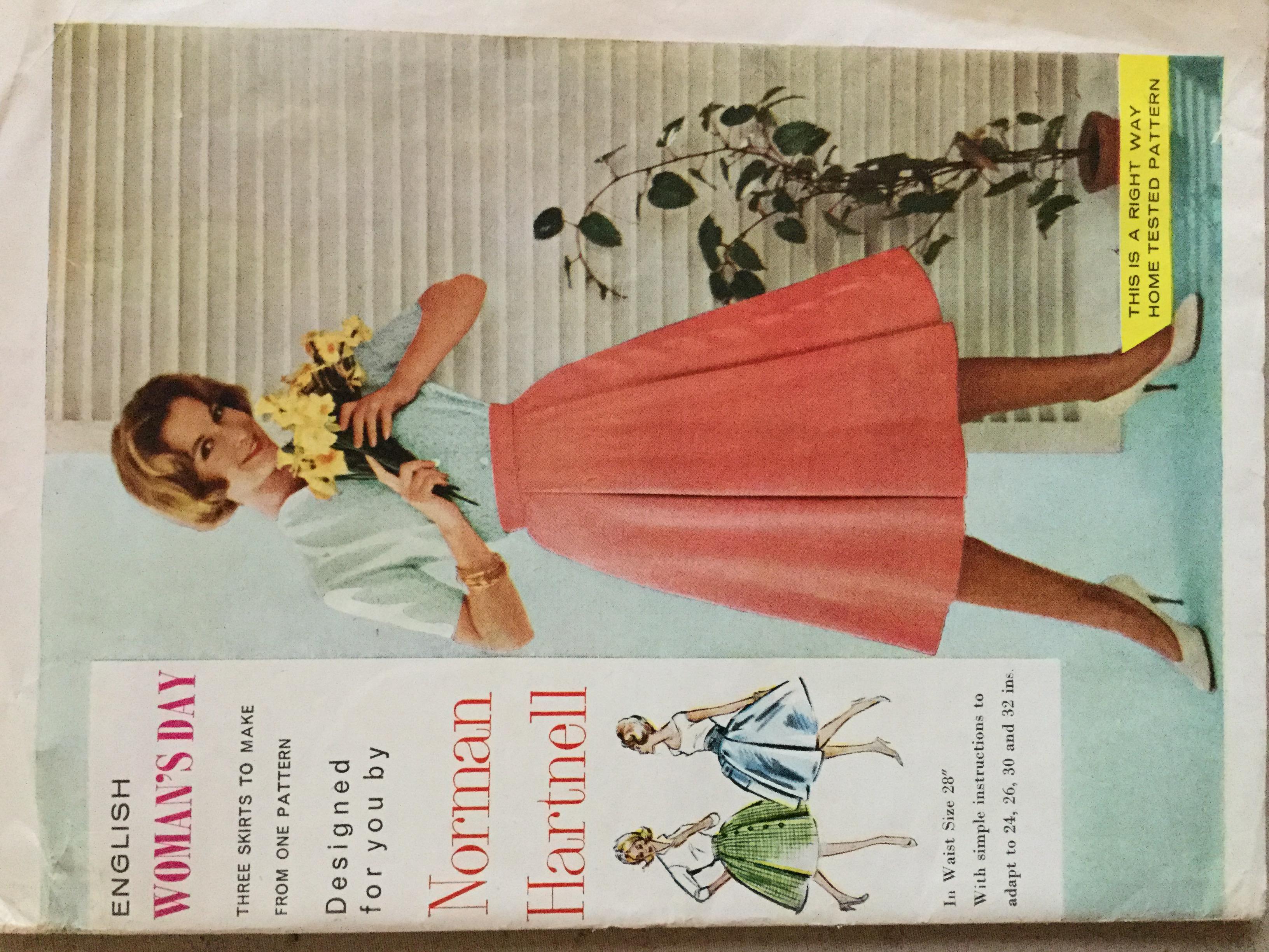 Woman's Day Three Skirts