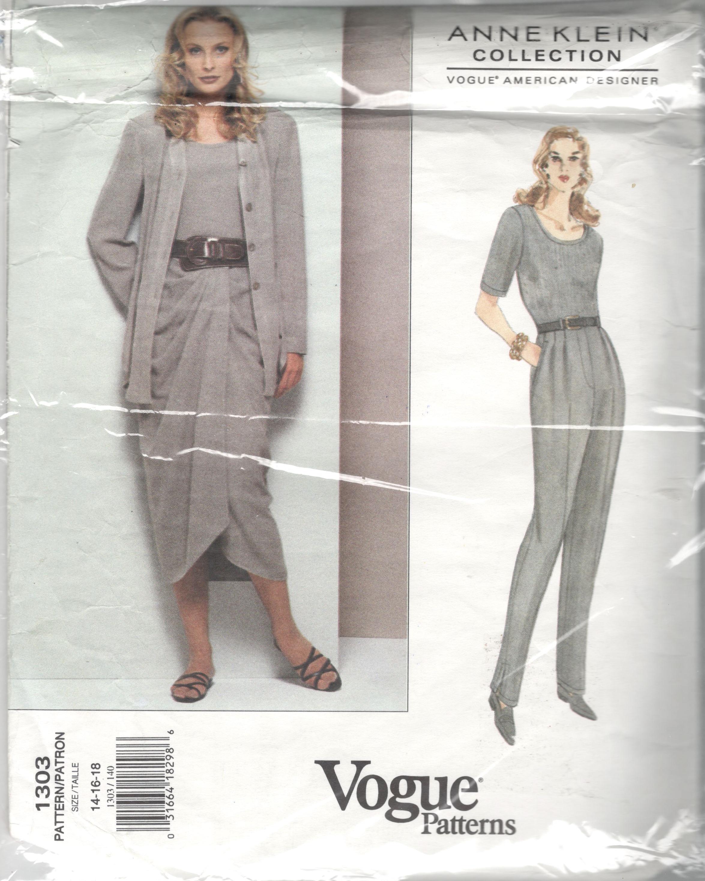 Vogue 1303 C
