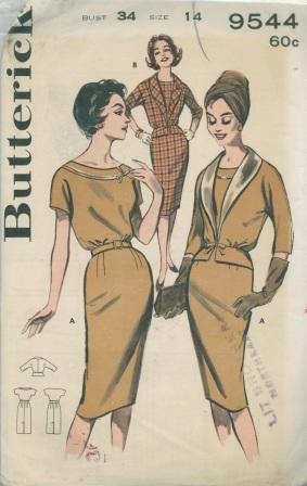 Butterick 9544