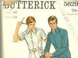 Butterick 5629 B