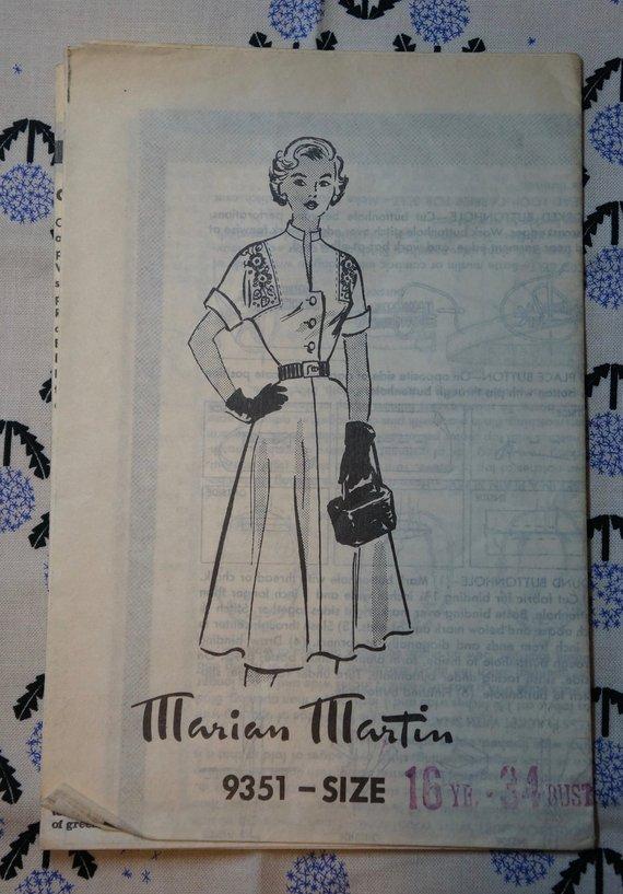 Marian Martin 9351