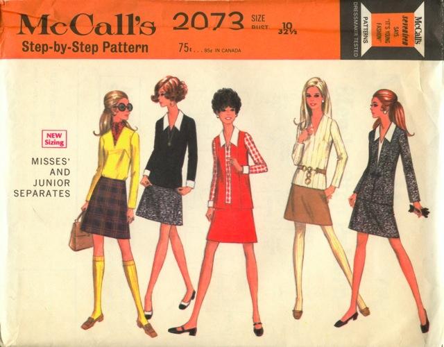 McCall's 2073