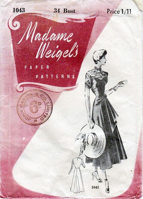 Madame Weigel's 1043