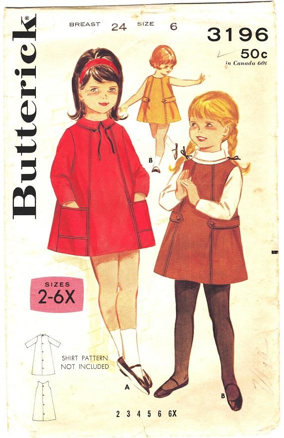 Butterick 3196