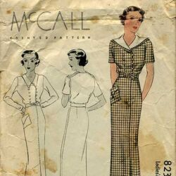 McCall 8239