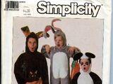 Simplicity 8331 A