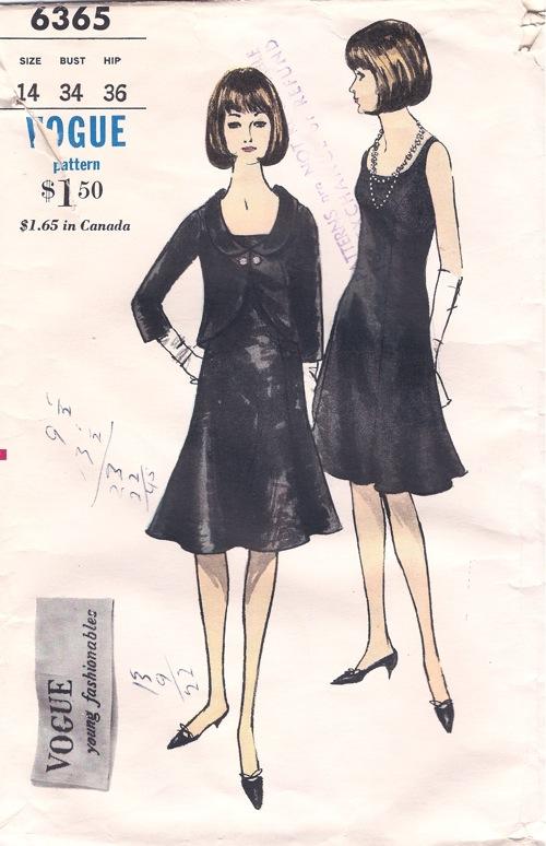 Vogue 6365