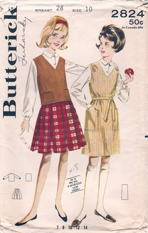 Butterick 2824