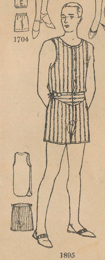 Butterick 1895