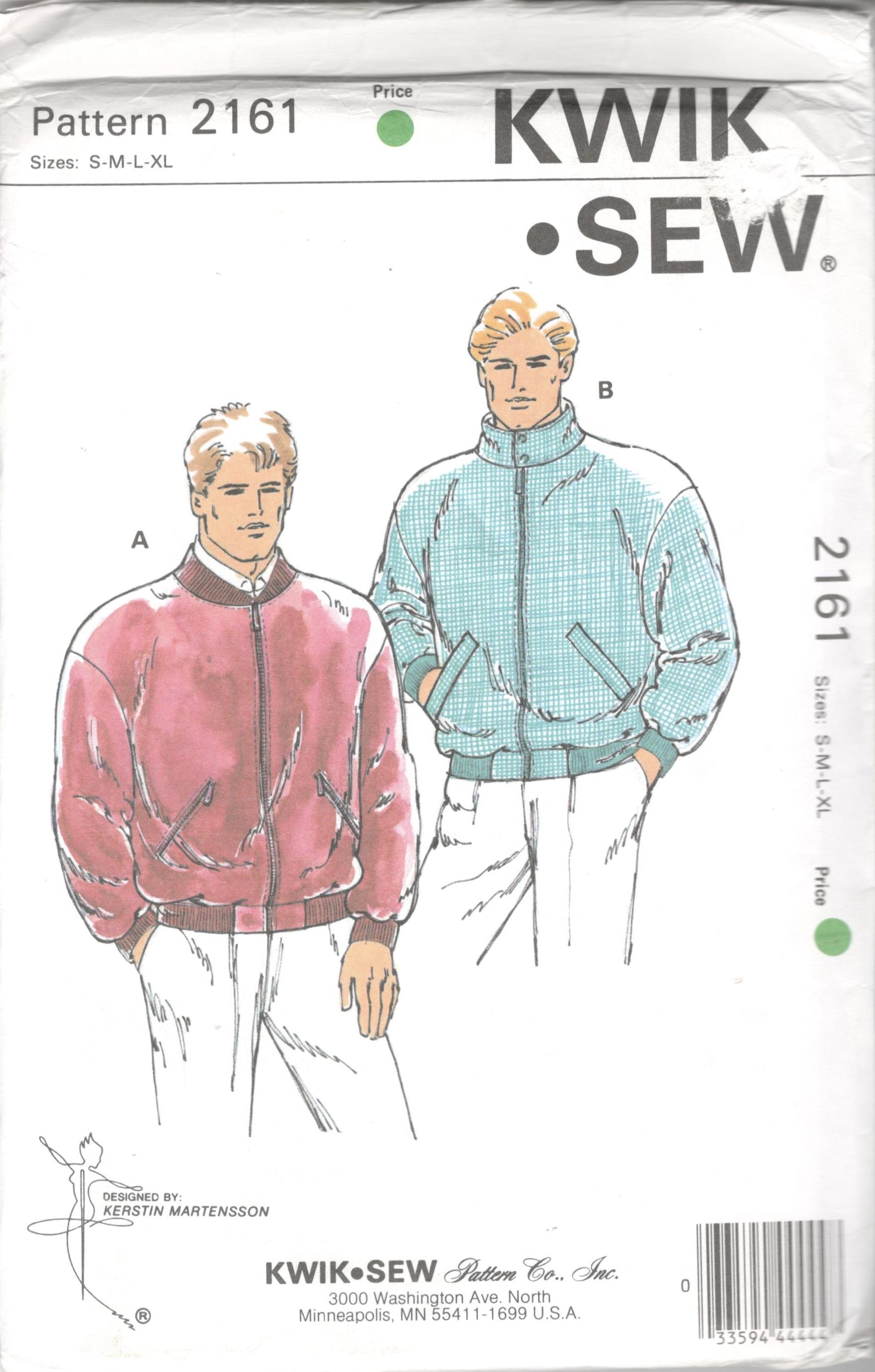 Kwik Sew 2161
