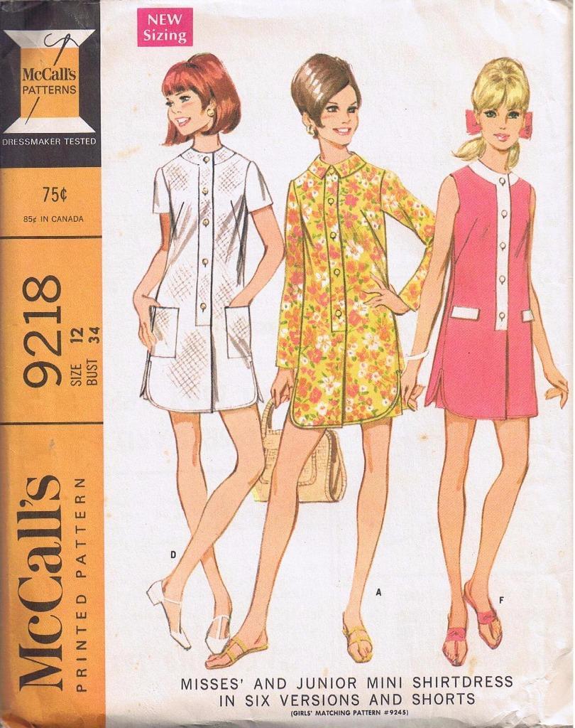 McCall's 9218 B