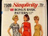 Simplicity 7509