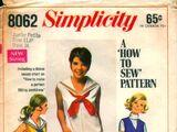 Simplicity 8062