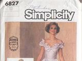 Simplicity 6827