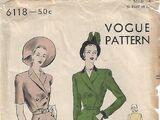 Vogue 6118