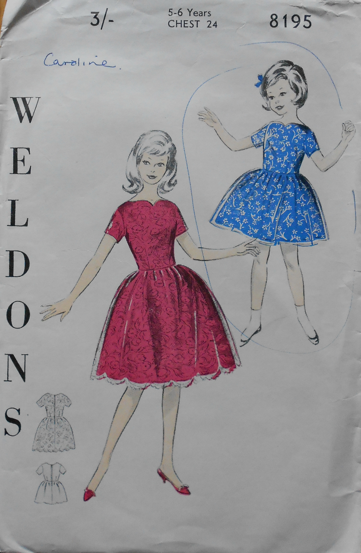 Weldons 8195