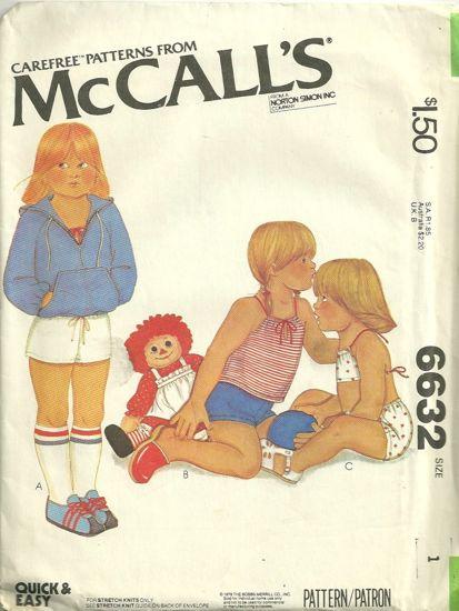 McCall's 6632