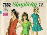 Simplicity 7682