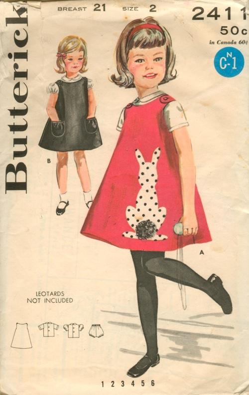 Butterick 2411 A