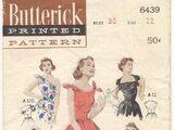 Butterick 6439