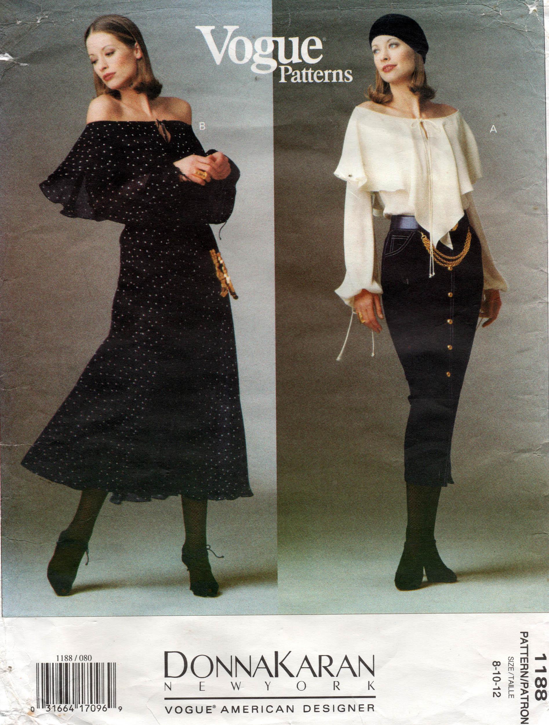 Vogue 1188 D