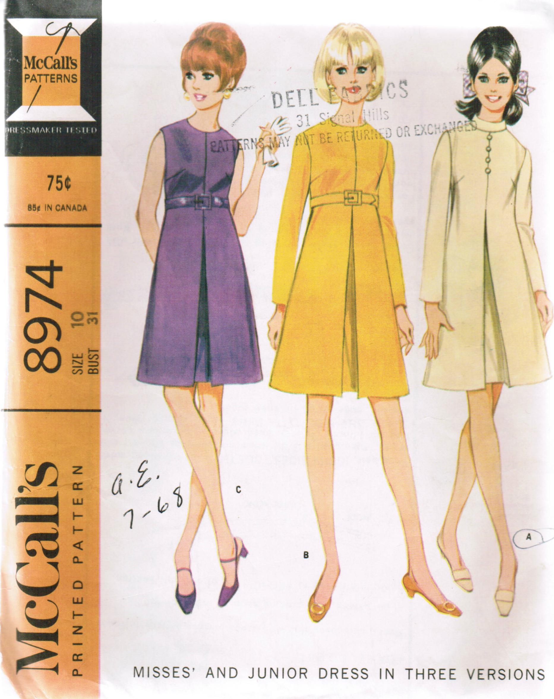 McCall's 8974