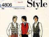 Style 4806