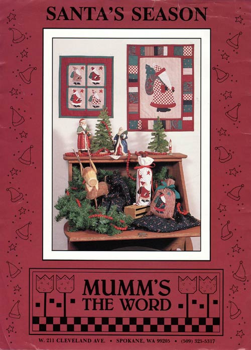 Mumm's The Word Santa's Season