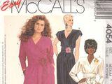 McCall's 4054 A
