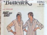 Butterick 4283