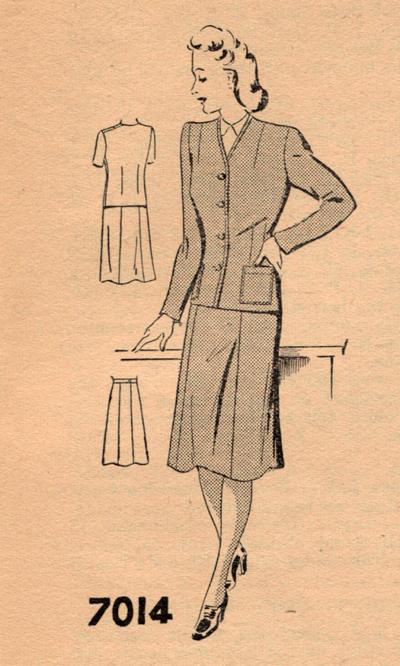 Madame Weigel's 7014