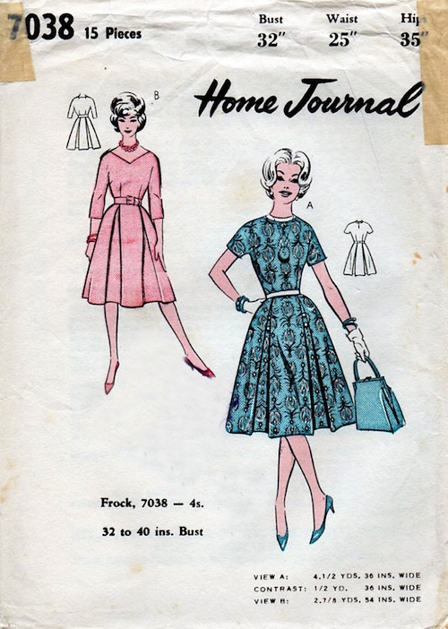 Australian Home Journal 7038