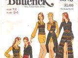 Butterick 6343 A