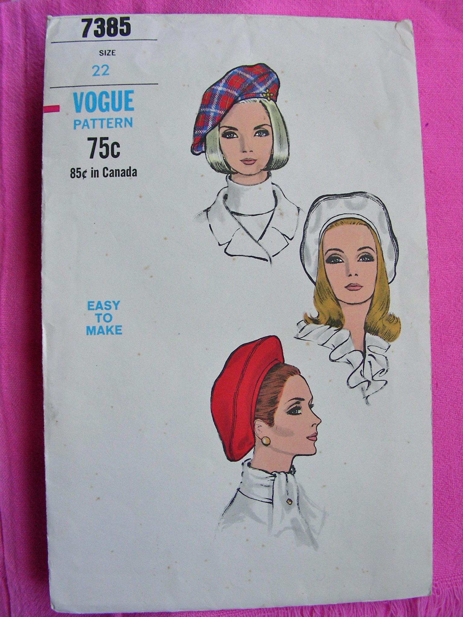 Vogue 7385 A