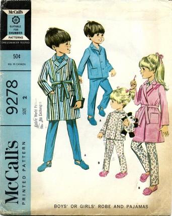 McCall's 9278 A
