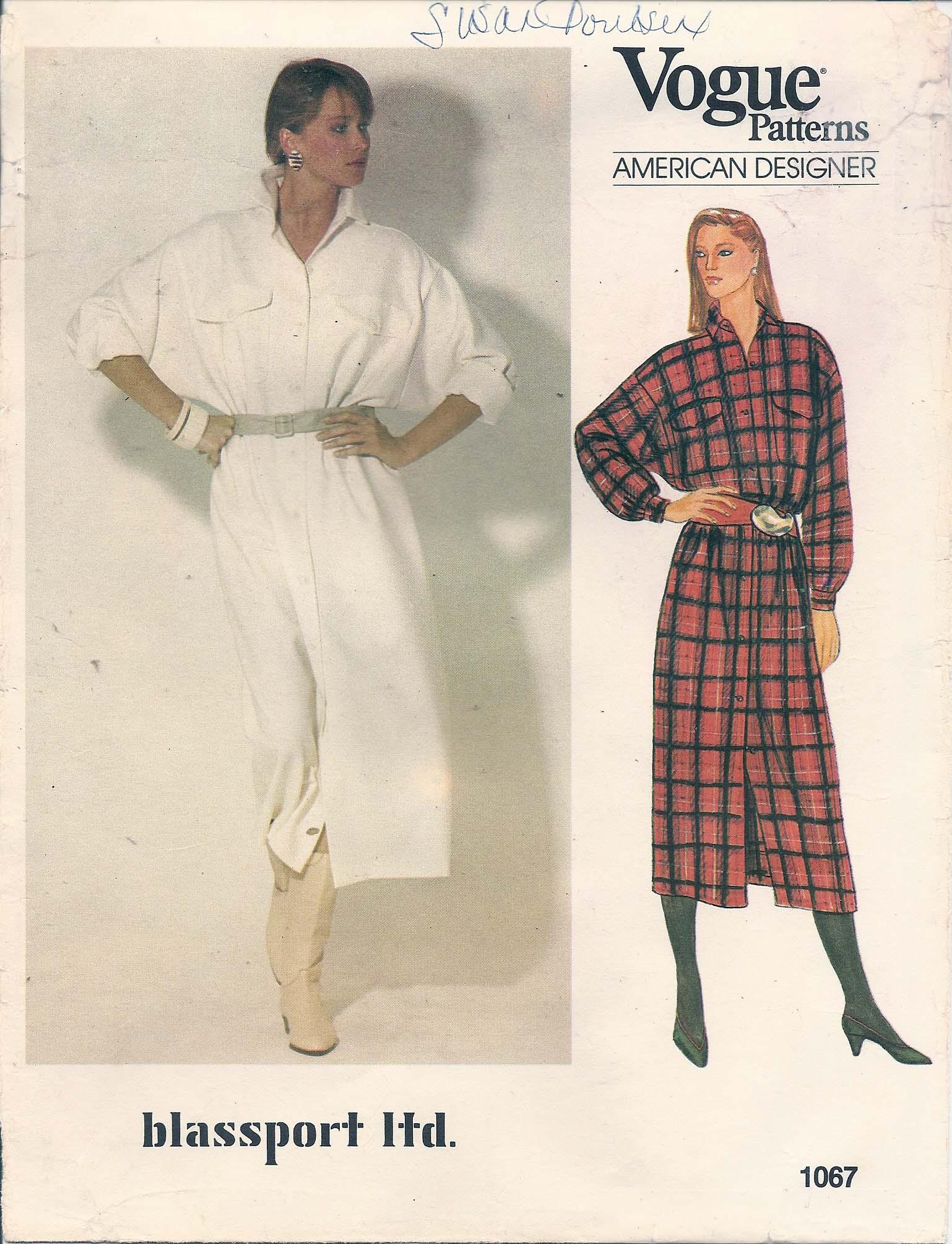 Vogue 1067 B