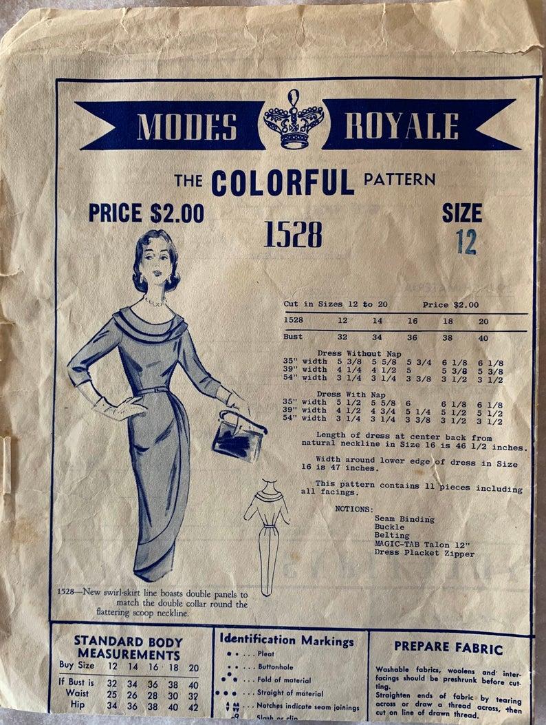 Modes Royale 1528