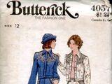 Butterick 4057