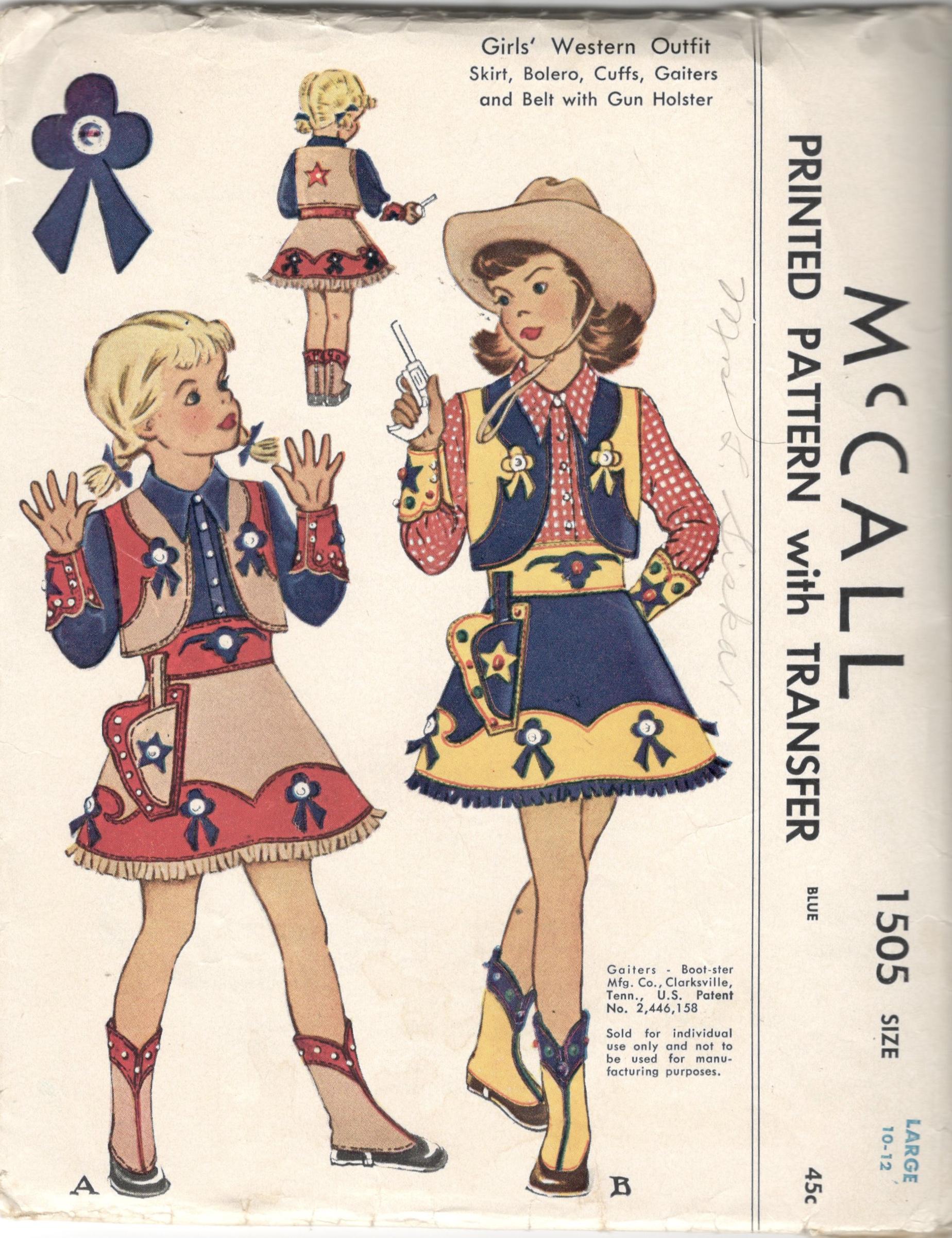 McCall 1505