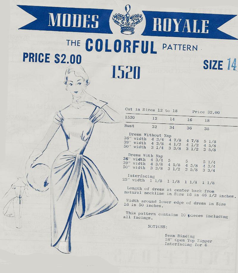 Modes Royale 1520