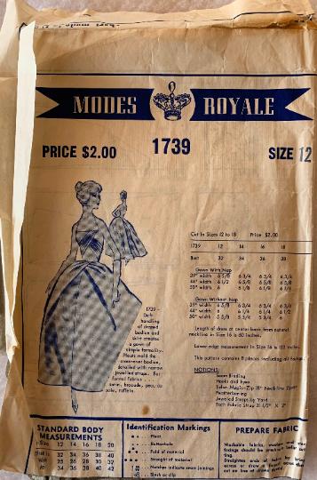 Modes Royale 1739