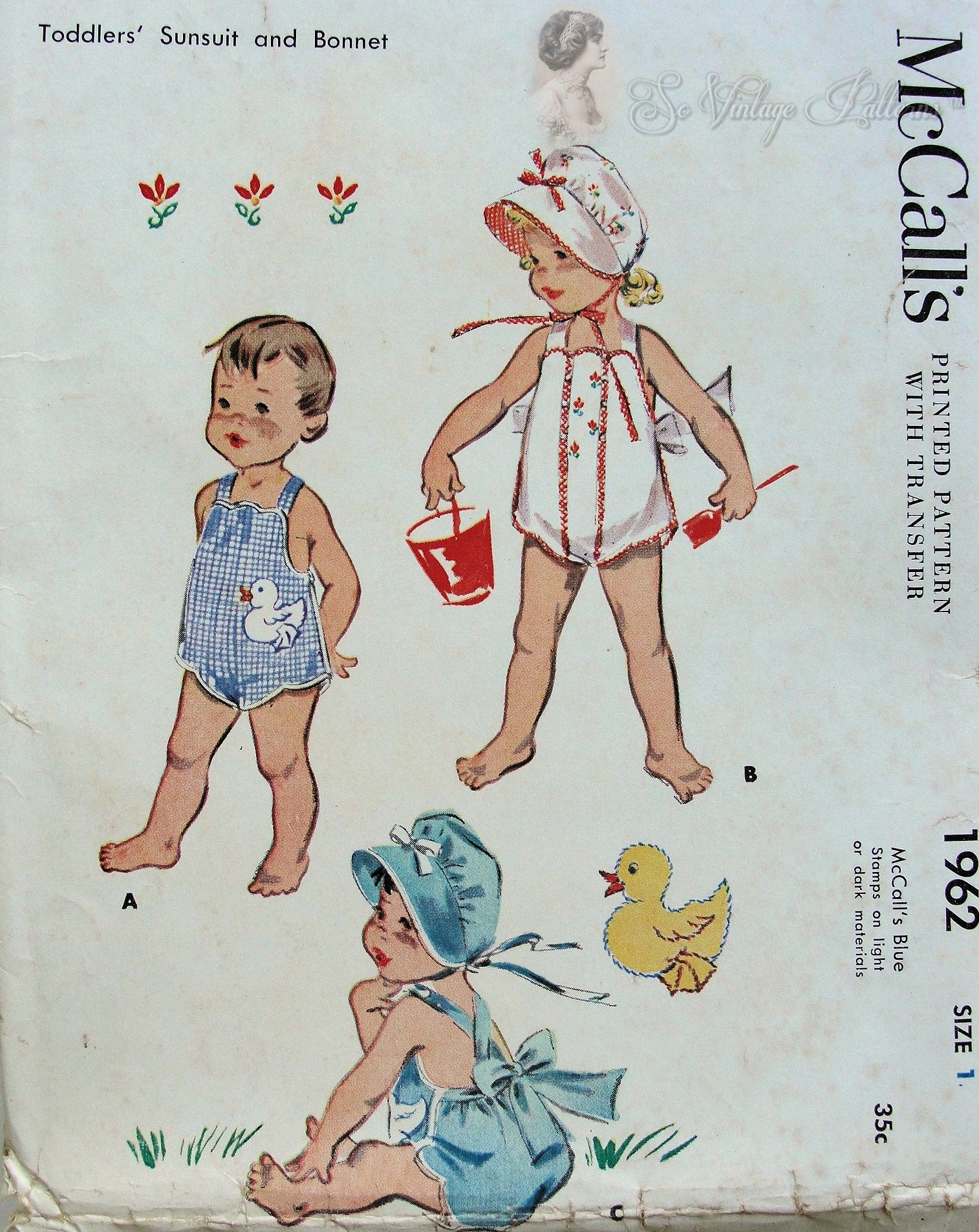 McCall's 1962