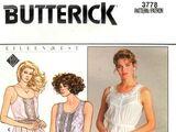 Butterick 3778