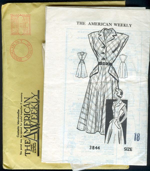 American Weekly 3844
