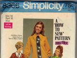 Simplicity 8366