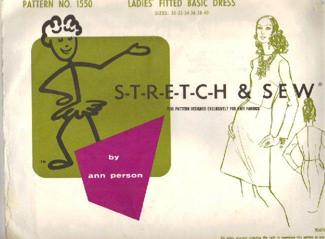 Stretch & Sew 1550
