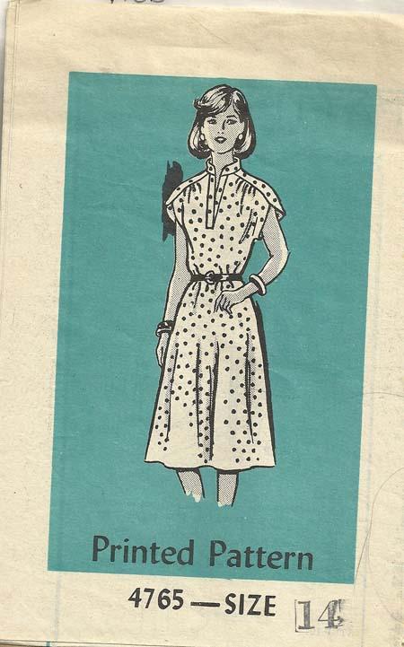 Anne Adams 4765 D