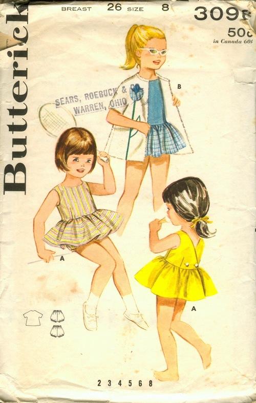 Butterick 3096