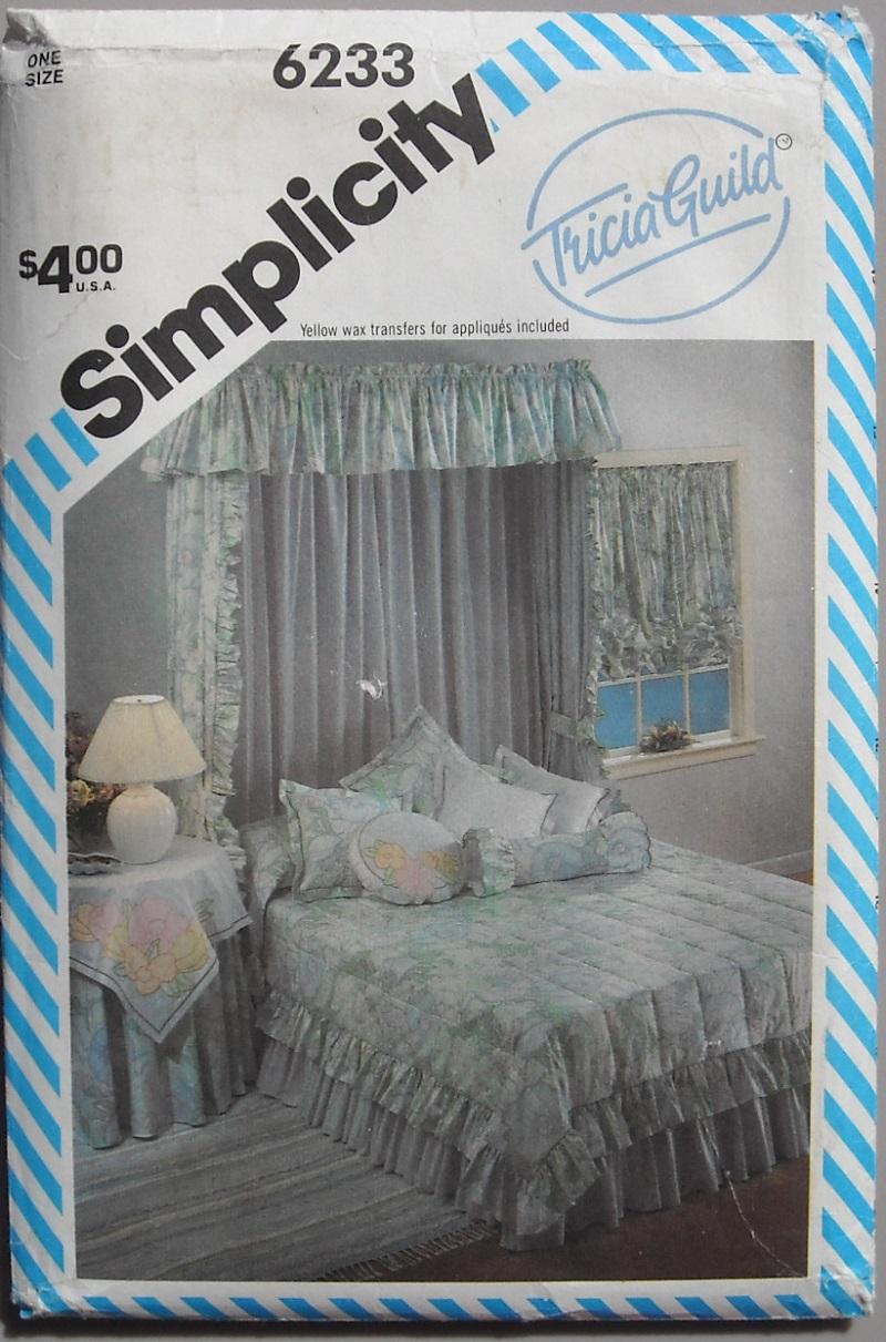 Simplicity 6233 B