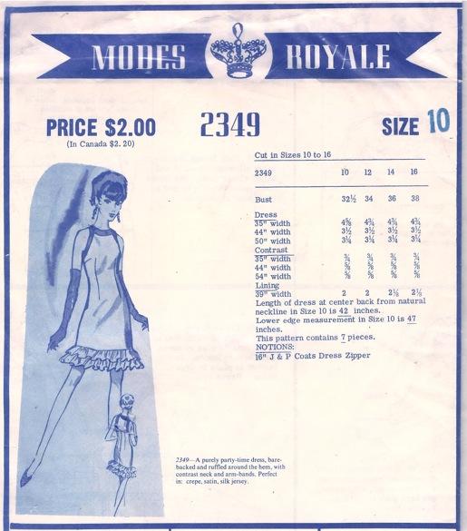 Modes Royale 2349